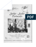 ahmet küçükkaya-şahlar, sufiler, türkmenler-2011