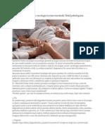 Problematica pacienților oncologici în stare terminală