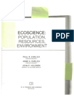 Eco Science - Eight - Pandemics and Modified Climate Induced Diseases