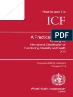 Draft Icf Practical Manual