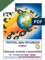 Diplomacy 2013