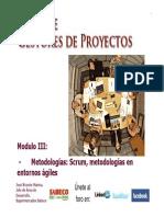Metodologias SCRUM VicenteMarina