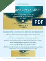 Consejos para consultar el tarot en Cartagena.