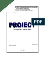125277289 Proiect Apicultura