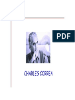 Charles CoreaArchitects works