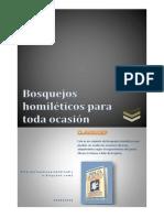 Anon - Bosquejos Homileticos