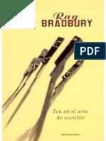 Zen en El Arte de Escribir - Ray Bradbury