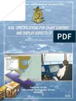 IHO S-52 Specifications for Chart Content and Display Aspects of ECDIS