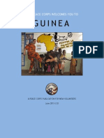 Peace Corps Guinea Welcome Book     June 2013 CCD           gnwb675