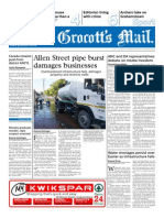 Grocott's Mail - Redesign - Newspaper