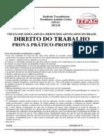 CadernodeProva-DireitodoTrabalho