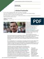 Una bestia llamada Michael Fassbender _ El País Semanal _ EL PAÍS.pdf