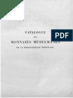 Catalogue des monnaies musulmanes de la Bibliothèque nationale. Espagne et Afrique / publ. à l'ordre du Ministre de l'instruction publique et des beaux-arts par Henry Lavoix