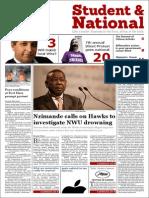 Student & National - Newspaper