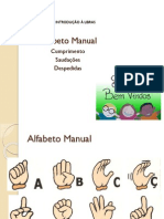 Alfabeto Manual Atualizando