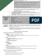 Psya4 Research Methods Cheat Sheets