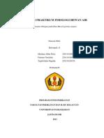 Laporan Praktikum Fha Kelompok 11b - Konsumsi Oksigen