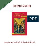 Catecismo Mayor de San Pío X - edicionessoldemayo.blogspot.com.ar