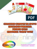 Coleccion de Cuentos de Apoyo Para La Educacion Primaria
