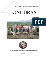 Peace Corps Honduras Welcome Book  |  June 2011