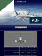 1. Aircraft Dimensions