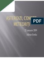 8-Asteroizii