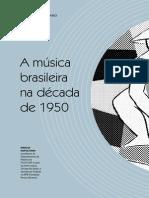 Napolitano_A música brasileira na decada de 50