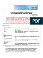 IUPAC Rules