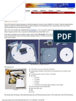 Build Your Own Sextant Out of a CD 2004