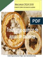 Mini Caldeiras 2008