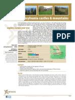 Transylvania Castles Mountains
