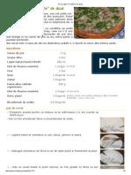Pui La Cuptor in _farfurie_ de Aluat