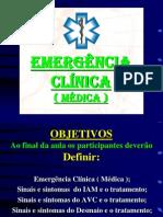 Emergência Clínica (Médica)