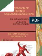 Prevencion de Lesiones Musculoesquleticas-1