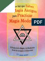Francois Lenormant Lo Que Hay Que Saber de Magia Antigua