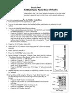 RAMSA Board Manual
