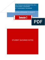 Student Guidance Note Sem 3 Eng