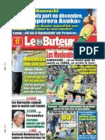 LE BUTEUR PDF du 17/08/2009