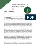 Tugas Epidemiologi k3 Riwayat Alamiah Muh. Yusuf s, 70200110058