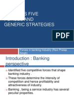Porters 5 in Banking Industry_RPT Sec 02
