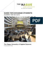 Guide for Exchange Students 2012-2013