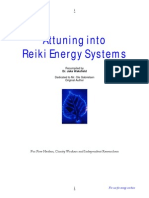 Reiki Attunement Manual