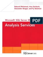 Microsoft SQL Server 2005 Analysis Services -0672327821