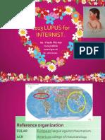2013 Lupus for Internist 3