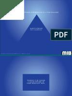 Medical Information Bureau MIB Solutions Audit Focus Re PDF
