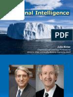 Emotional Intelligence MJI2013