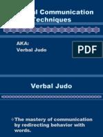 Tactical Communication Techniques