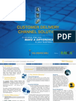 Customer Delivery Channel Solution_Rakka
