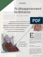 """Charles PAUTRAT - Les tarifs désapprennent la distance - Revue française des Télécommunications"""", n° 65, avril 1988f"""