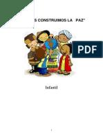 Actividades Semana de La Paz Motricidad Fina y Colorerar